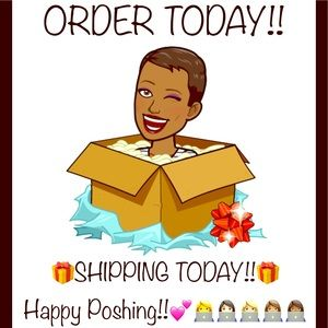 Other - SHIPPING TODAY!! ORDER TODAY BEFORE 2:00 P.M.!